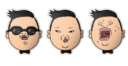 PSY Masks