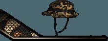 SNAKESKIN BOONIE HAT