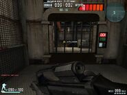 Sprinting with the MG36