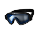 Ghost Shark Goggles
