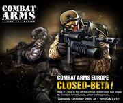 CA EU Closed Beta
