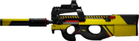 Radioactive P90TR SOPMOD High Resolution