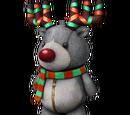Reindeer Bag (Grey)