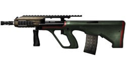 Rocco's AUG A3 High Resolution2
