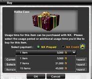 Kalika Case Prices