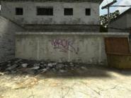 City of Wings Wall Graffiti 9