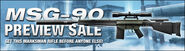 MSG-90 DMR Preview Sale Banner