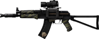 AK-74U Elite High Resolution