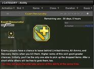 Combat arms expert resourceful 3