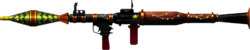 Christmas Tree RPG-7