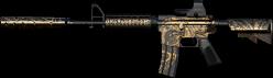 M4A1SOPMOD TOHUNGA