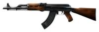 AK-47 High Resolution