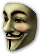 Guy Fawkes Mask High Resolution