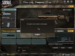 Customisation S3 Suppressor UI1