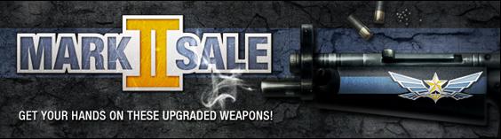 Mark II sale