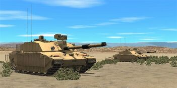 Challenger 2 (enhanched)