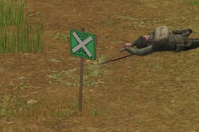 Neutral minefield