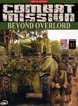 Combat Mission - Beyond Overlord Coverart
