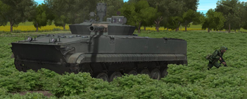 BMP-3 Arena