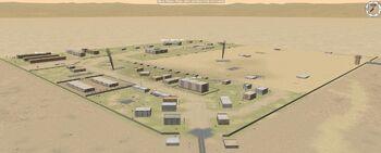 Ash Shammas airbase