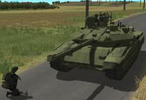 T-90AM