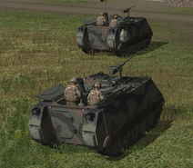 Mortar carriers