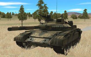 T-72M1V Turms-T