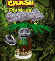 Grash Potatoes