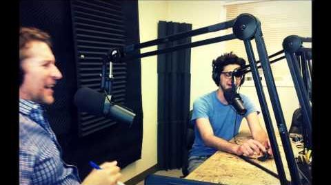 "Comedy Bang Bang - Scott and Ben Schwartz sing ""Skid Row"""