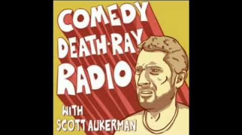 Comedy Death Ray Radio The Monster Fuck upload
