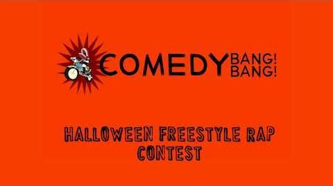 Comedy Bang! Bang! Halloween Freestyle Rap Contest