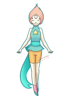 Pearly pearl