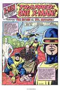X-Men Vol 1 5 001