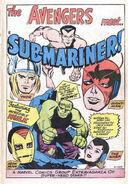 Avengers Vol 1 3 001