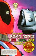 Deadpool & Death Annual Vol 1 1998 001