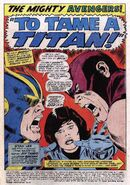 Avengers Vol 1 50 001