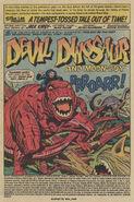 Devil Dinosaur Vol 1 1 001