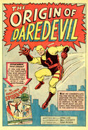 Daredevil Vol 1 1 001