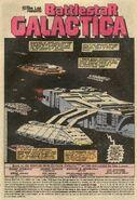 Battlestar Galactica Vol 1 1 001