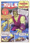 Incredible Hulk Vol 1 2 001