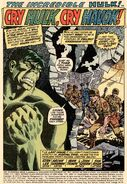 Incredible Hulk Vol 1 150 001