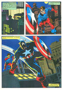 Captain America Medusa Effect Vol 1 1 001