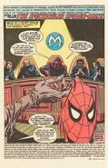 Peter Parker, The Spectacular Spider-Man Vol 1 25 001