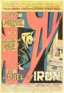 Iron Fist Vol 1 1 001