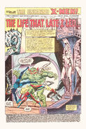 Uncanny X-Men Vol 1 158 001