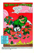 Green Lantern Corps Quarterly Vol 1 1 001