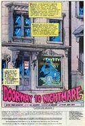 Doorway to Nightmare Vol 1 1 001
