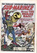 Fantastic Four Annual Vol 1 1 001