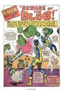 X-Men Vol 1 3 001