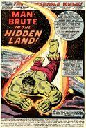 Incredible Hulk Vol 1 175 001